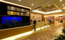 上海时光整形外科华丽门诊大厅