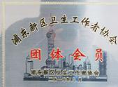 浦东新区卫生工作者协会团体会员