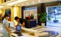 广州博美整形医院前台大厅