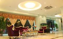 广州海峡整形独具风格的大厅