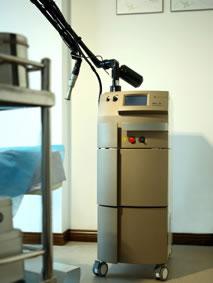 医疗设备       适应症: 痤疮疤痕,贝克痣,咖啡斑,皮肤弹力纤维病图片