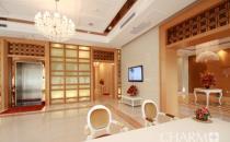 上海玫瑰整形医院一楼大厅