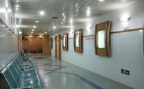 广州南方医院走廊