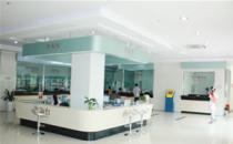 深圳春天整形医院大厅