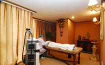西安高一生温馨舒适的治疗环境