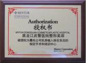 authorization授权书