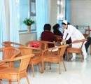 辽宁附属第一医院整形体检中心大厅