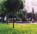 辽宁附属第一医院整形优美的院区环境