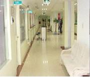 辽宁东方植发中心医院走廊