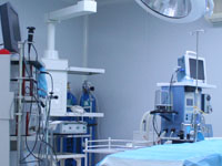 大连阳光医院整形手术室