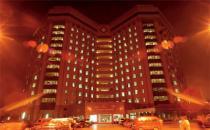 河北医科大第三医院医院夜景