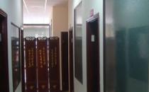 太原舒曼整形医院走廊