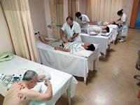 温州医学院一院整形病房