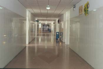 病房走廊-东阳市中医院烧伤整形科-无忧爱美网整形