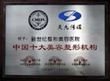 中国十大美容整形机构