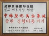 中韩美容整形基地