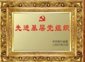 四川省先进基层党组织