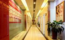 郑州东方整形医院走廊