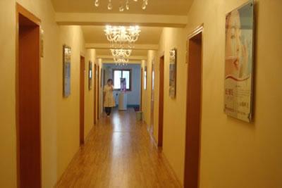 走廊 赣州长安整形美容医院图片