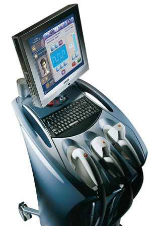 长沙爱思特王者风范OPT激光医疗美容系统
