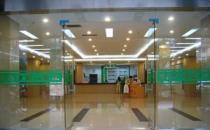 南昌市二院医学整形门诊大厅