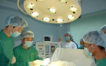 海南皮肤病医院整形手术室