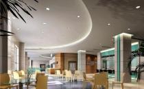 佳木斯中心医院整形体检大厅