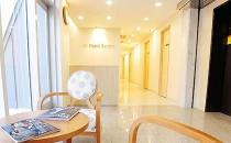 韩国101整形医院候客室