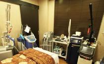 韩国格瑞丝整形医院激光室
