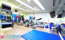 韩国巴诺巴奇整形医院3楼健身房