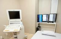 韩国MD整形医院术前检查室