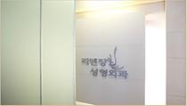 韩国清心丽延长大厅背景墙