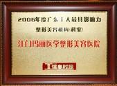 广东十大最具影响力整形美容机构
