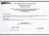 美国ACCME权威专业认证