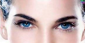 回眸一笑百媚生 韩式双眼皮雕塑精致双眸