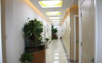 北京东方和谐整形病房走廊