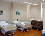 民航上海医院病房
