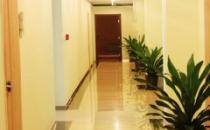 北京京民医院走廊