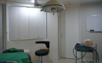 韩国灵气整形医院手术室