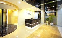 韩国爱特乐皮肤整形外科医院大厅