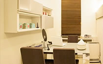 韩国NU整形外科医院商谈室