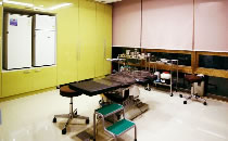 韩国美Q美容整形外科医院手术室