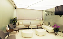 韩国丽丝整形外科医院等候室