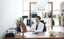 韩国SG整形外科医院咨询室