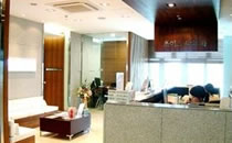 韩国CHOIS皮肤美容医院服务台