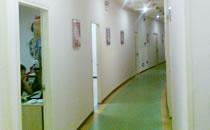 武汉中盛医疗美容医院走廊