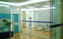 上海仁爱整形医院眼科环境