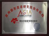 亚洲整形美容研究院协作机构