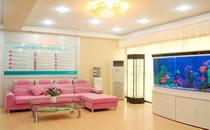 柳州解放军158医院大厅