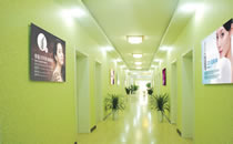 柳州解放军158医院美容病房区